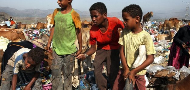 In pictures: Yemen's 'lowest of the low'
