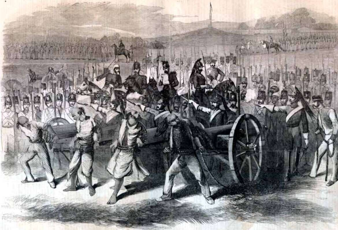 The Great Uprising and Civil Rebellion in Shahjahanpur
