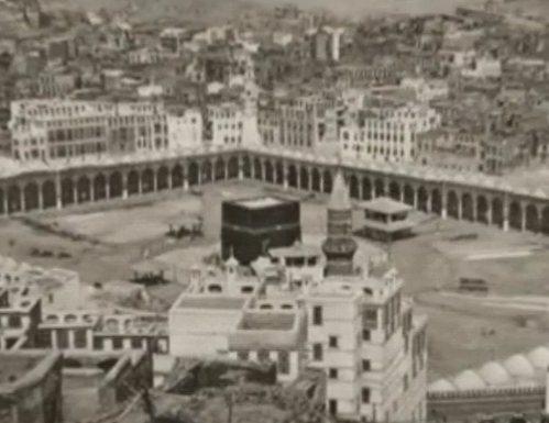 Adventurer's photos capture a bygone Mecca (Makkah in 1885)