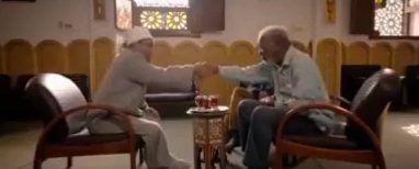 Morgan Freeman : Call to Prayer (adhaan) is One of the Most Beautiful Sounds in the World