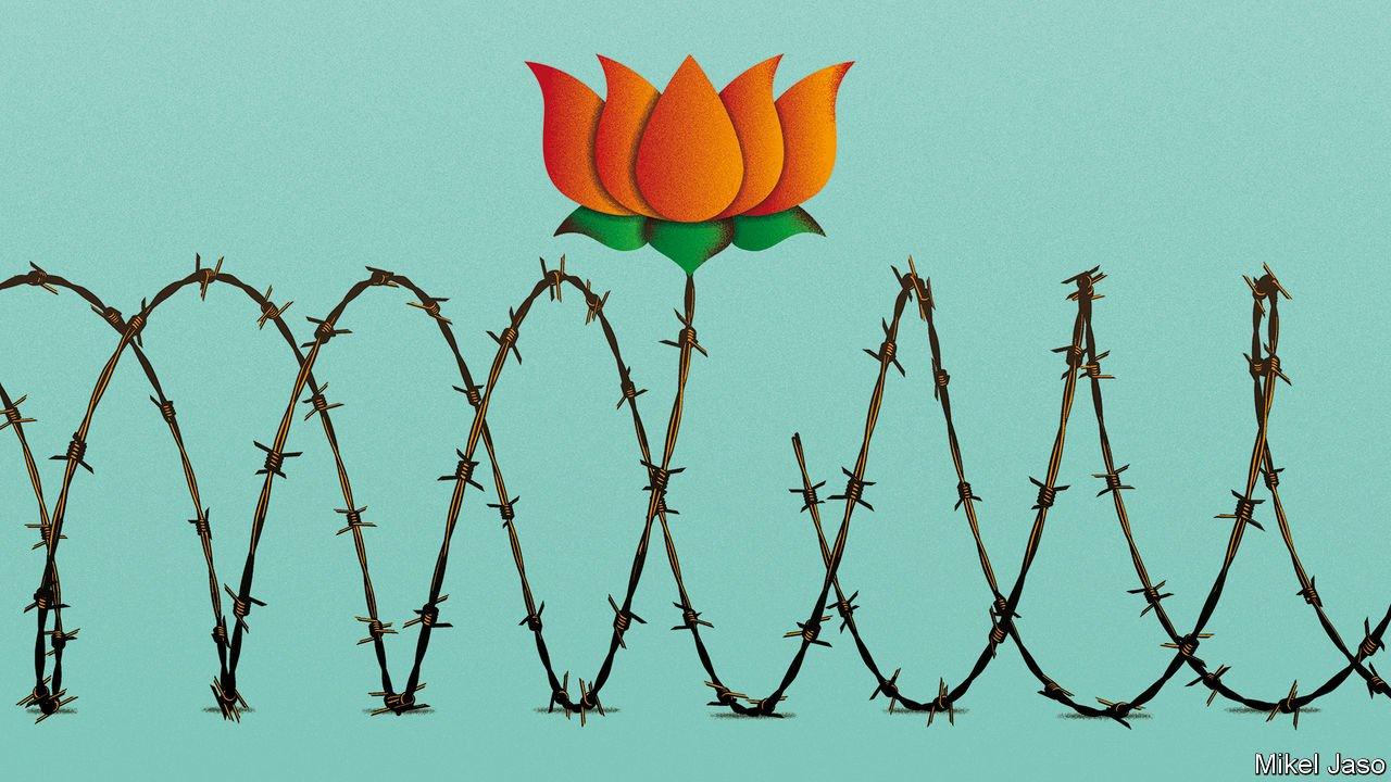Narendra Modi stokes divisions in the world's biggest democracy