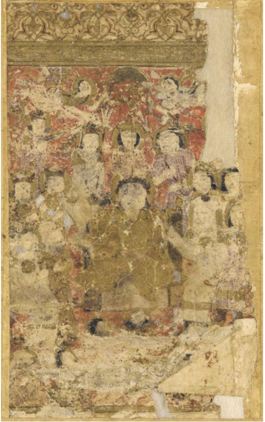 Bal'ami's 14th century Persian version of Universal History by al-Tabari