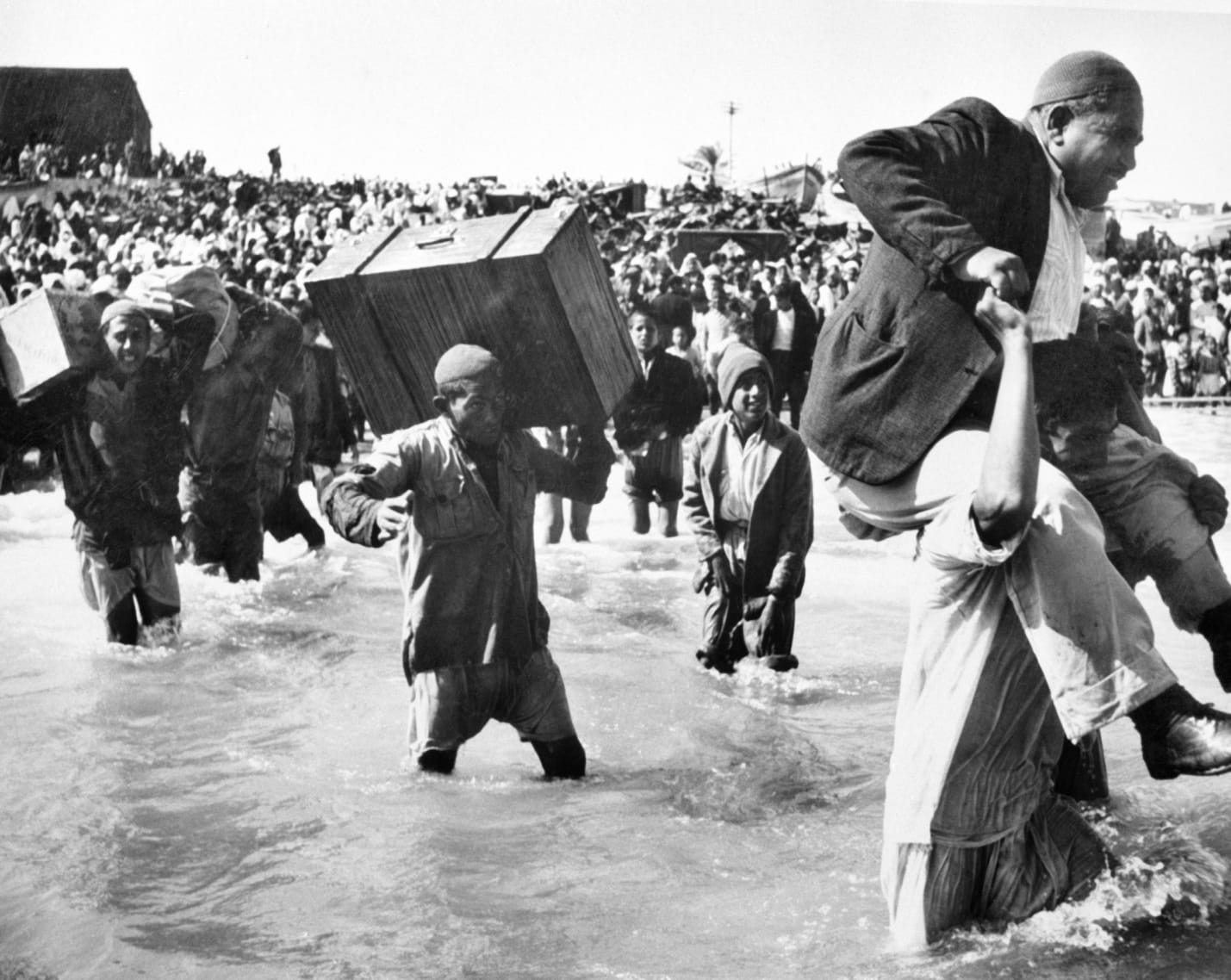 Burying the Nakba: How Israel systematically hides evidence of 1948 expulsion of Arabs
