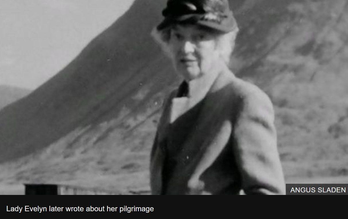 Lady Evelyn Cobbold – First British-born woman to preform the Haj