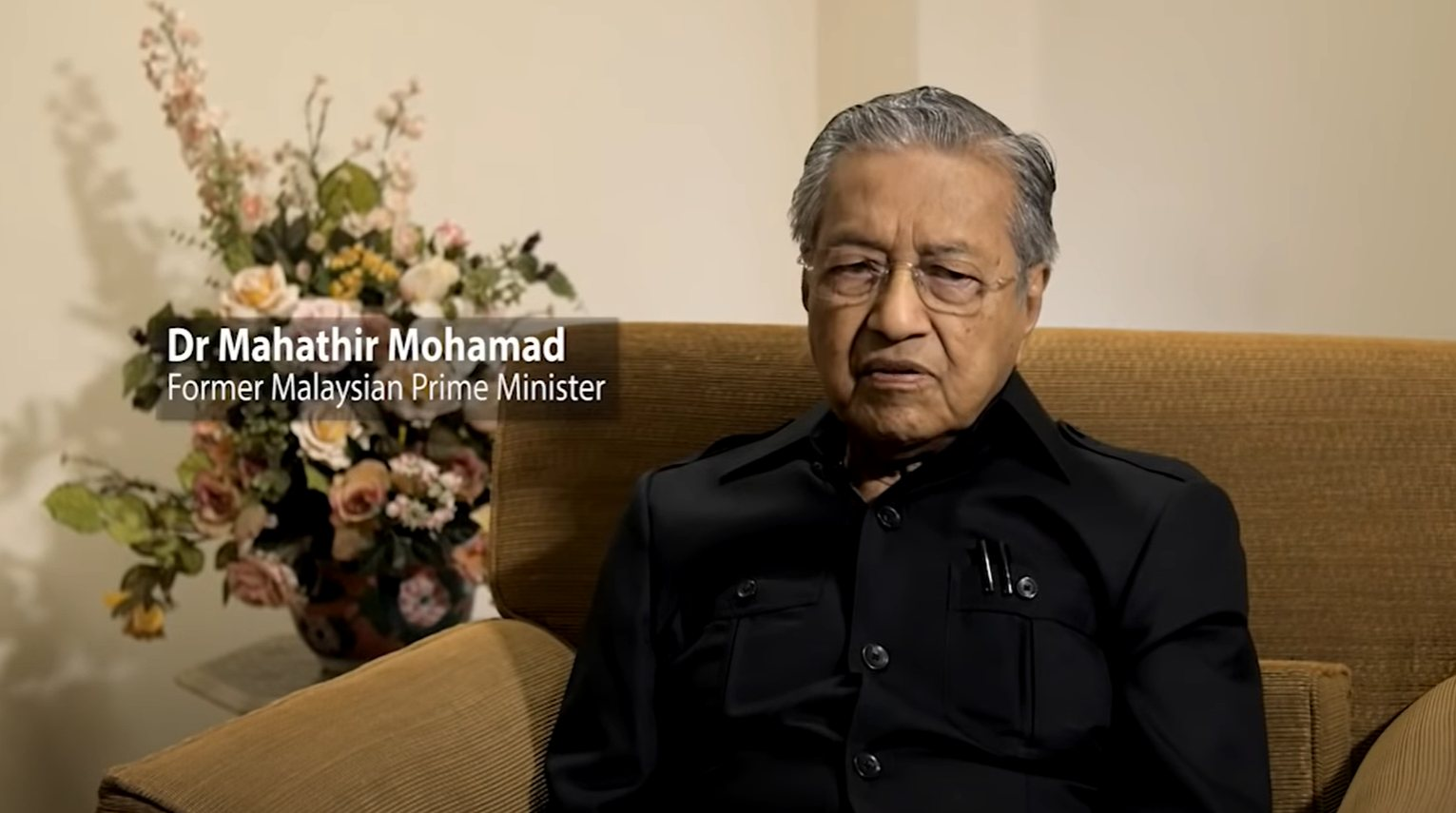 Ex-Malaysia PM slams UAE-Israel normalisation deal as 'divisive'