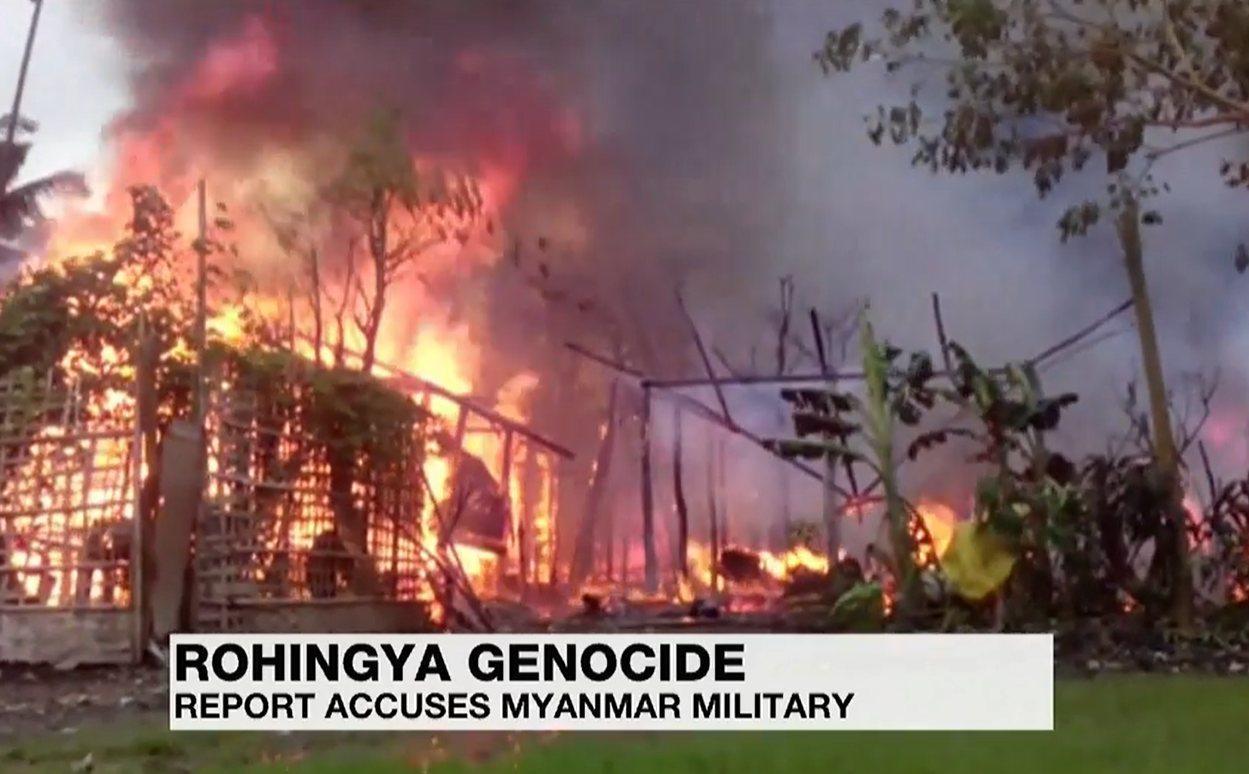 Myanmar troops confirm atrocities against Rohingya: rights group