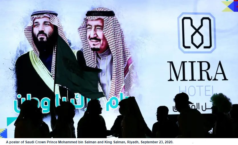 The Saudis' Heads Are in the Clouds of Peace, Their Feet in the Yemeni Mud