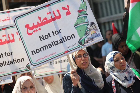 Normalisation has failed to change Arab solidarity with Palestine