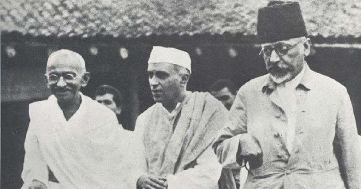 Remembering Maulana Azad رَحِمَهُ ٱللَّٰهُ