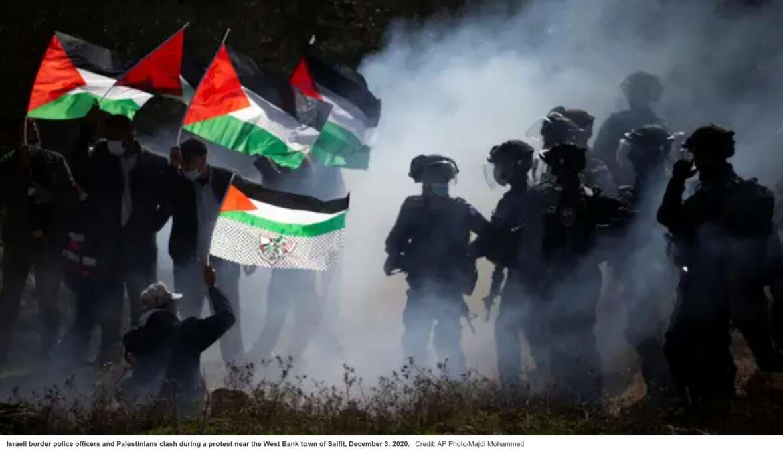 Not 'Apartheid in the West Bank.' Apartheid
