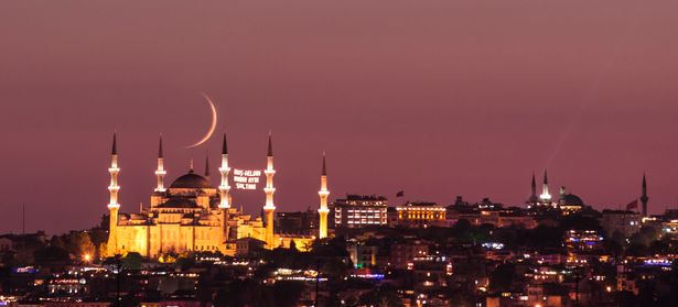 Ramadan 2021: which countries have the longest and shortest fast this year?