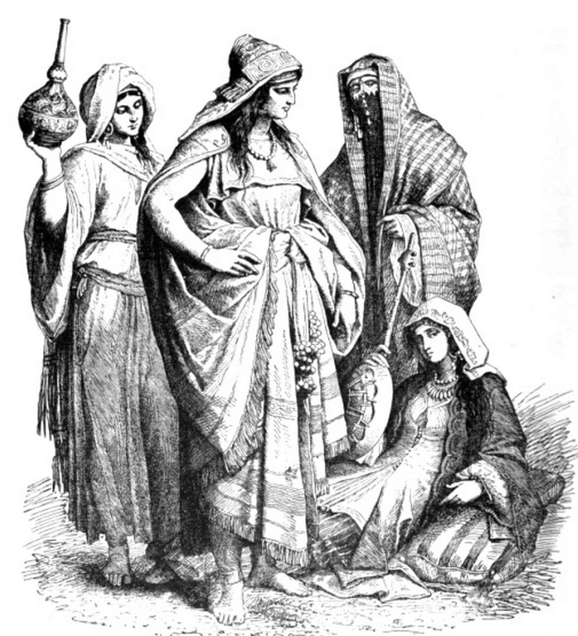 Women in the Jahiliyyah (Pre-Islamic Arabia)
