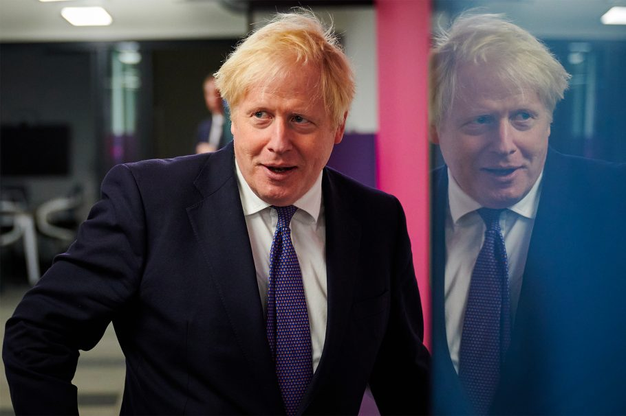 The Johnson Government's Ties to Israeli Lobbying Groups Stains the UK's Global Reputation