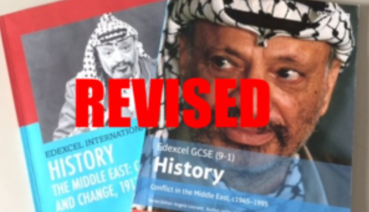 UK school textbooks on Middle East conflict altered to favour Israel: Report