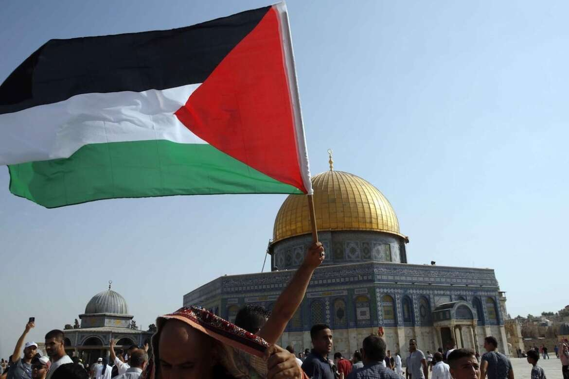 Despite Israel's efforts to break it, the will of the Palestinians gets stronger