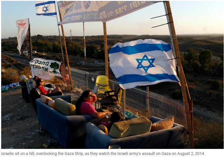 How Israelis moved from shooting and crying to shooting and laughing in Palestine