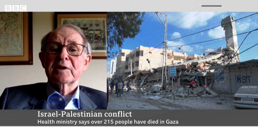 Ex-UN rapporteur John Dugard: US is not honest broker in Israel-Gaza conflict