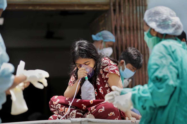 Modi leads India into viral apocalypse