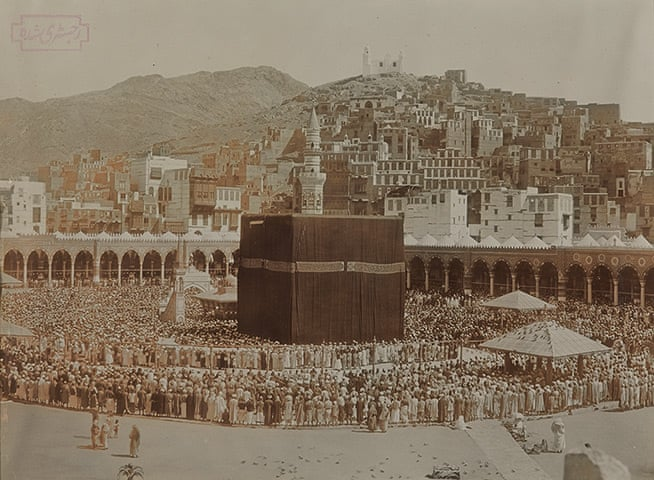 Makkah – then and now