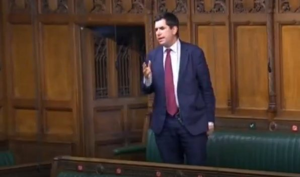 Labour MP calls on the Government to impose sanctions on Israel