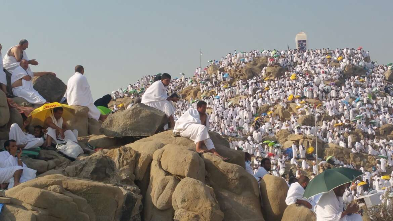 The Merit of Pilgrimage (Hajj)