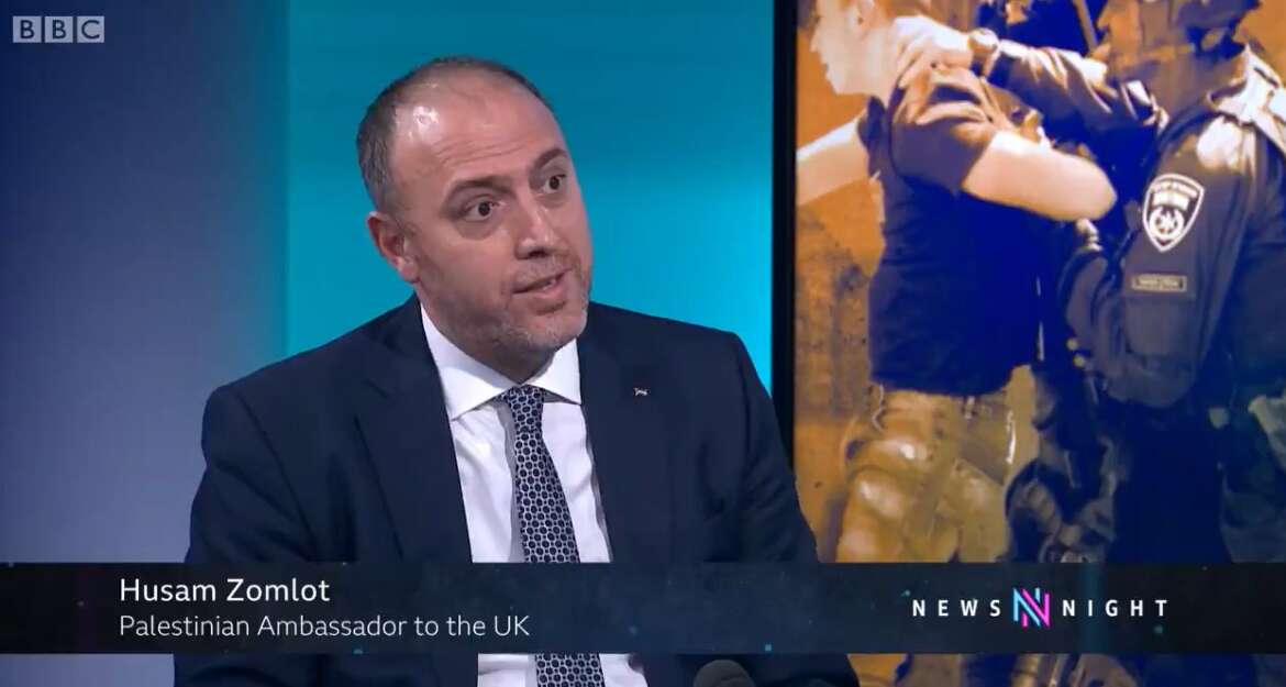 Palestinian Ambassador to the UK Sets the Record Straight