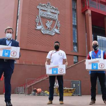 Liverpool FC Foundation teams up with Muslim charities to deliver essential support
