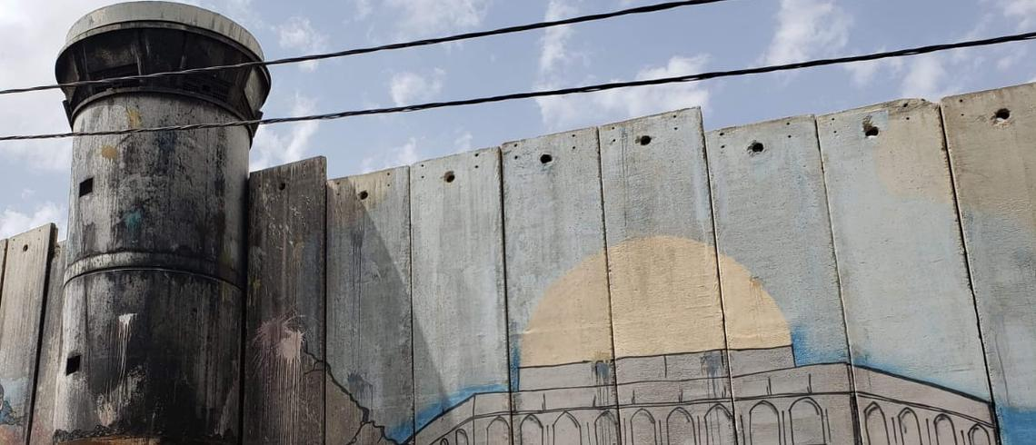 'This place is a horror show': A foreigner's account of occupied Palestine
