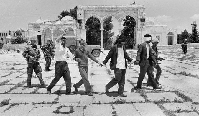 Israel claimed its 1967 land conquests weren't planned. Declassified documents reveal otherwise