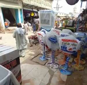 Jacobabad – a city in Pakistan, one of the hottest places on the planet