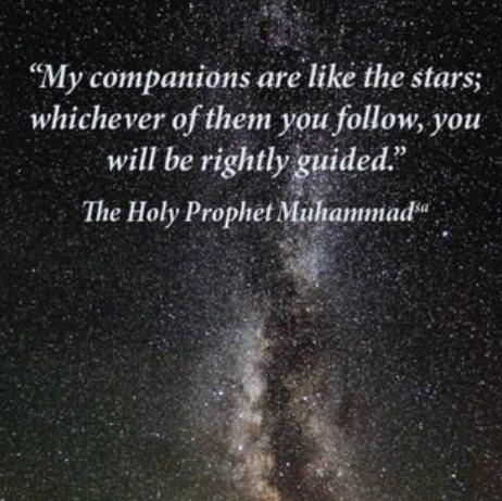 Ahaadeeth Concerning Obedience to Rasulullaah Following him and Following the Khulafa