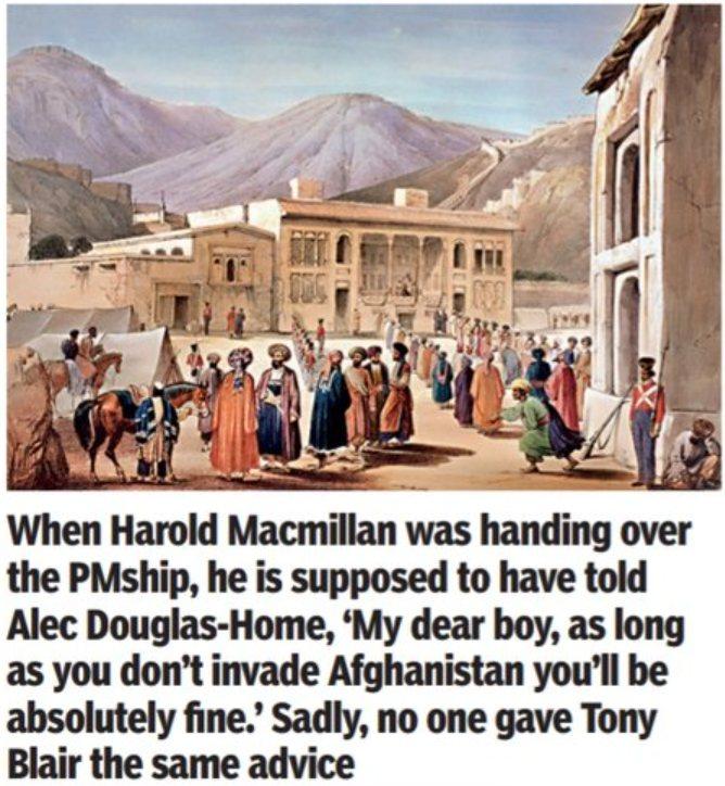 Deja vu in Afghanistan as West repeats old mistakes