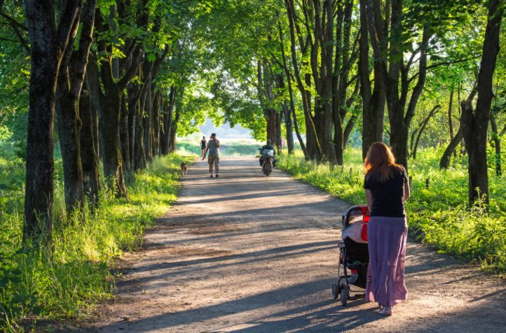 The Long Journey a Mother Takes with Her Children