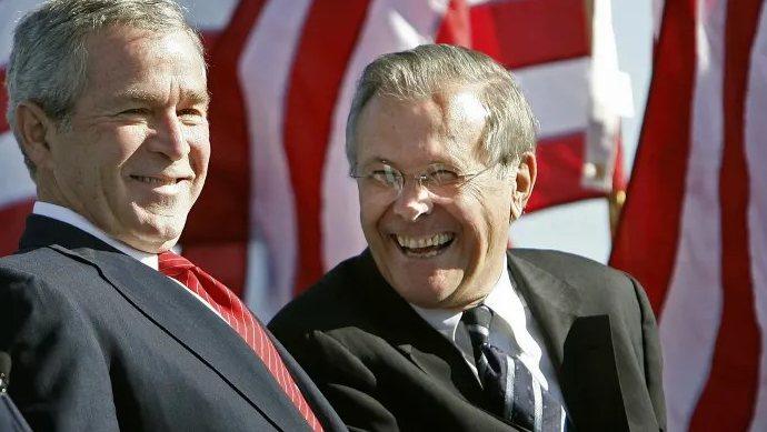 Rumsfeld, the Neo-Cons, and al-Farābī