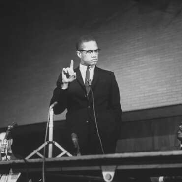 Malcolm X: Blacks are used as a Political Football