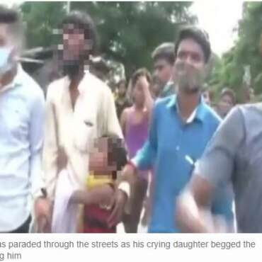 Beaten and humiliated by Hindu mobs for being a Muslim in India