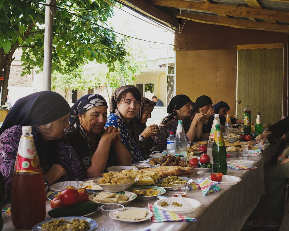 In Orthodox Georgia, Women Are Pioneering Tourism To A Muslim Valley Hit Hard By War