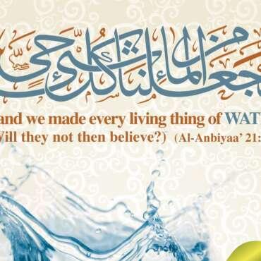 Quranic Word : Maa' = ماء