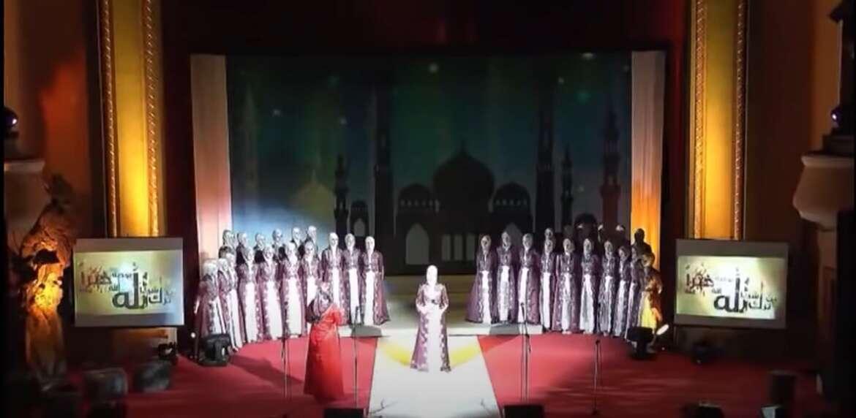 Assalamu Alayka Ya Rasool Allah – Just Vocals – Selma Bekteshi