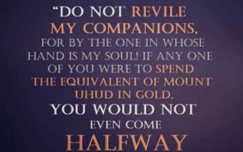 do-not-revile-my-companions