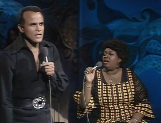 """""""There's a Hole in the Bucket"""" – Harry Belafonte and Falumi Prince"""