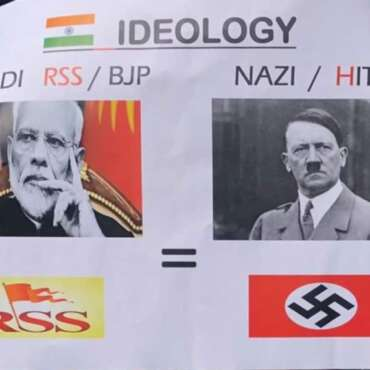 Hindu Mobs, anti-Muslim Boycotts: In Modi's India, the Echoes of 1930s Germany Are Growing Louder